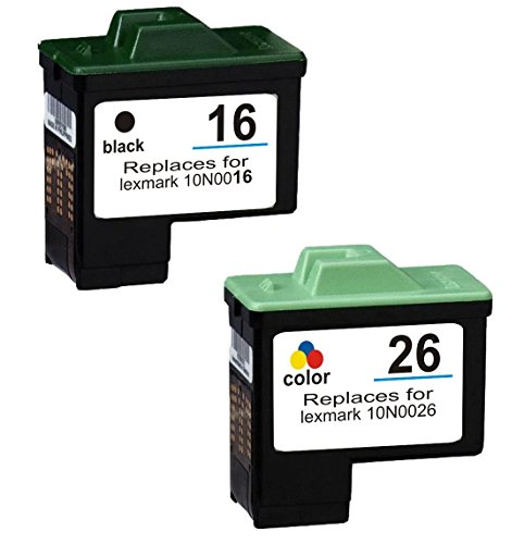 prestige-cartridge-set-di-2-cartucce-dinchiostro-per-stampante-lexmark-e-compaq-nero-e-colore