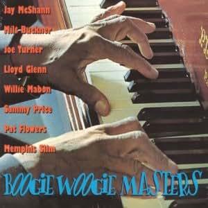 Boogie Woogie Masters