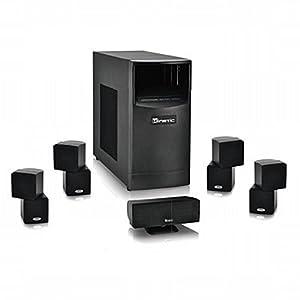 Kinetic Loud Speaker KA-4260 5.1 Multi-Channel Home Theater System