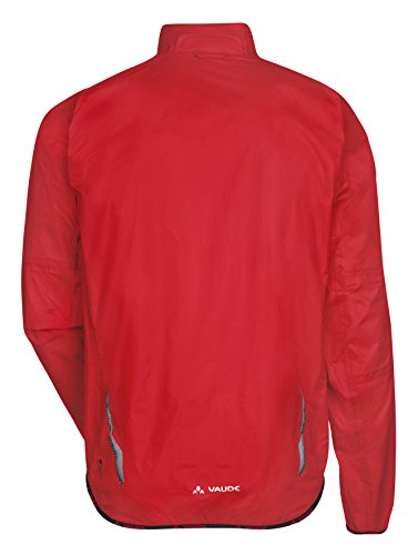 Vaude Herren Jacke, Jacke Drop Jacket Iii , Gr. 52 L (Herstellergröße: 52 L), Red -