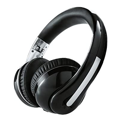 Brookstone - SoundShield Noise Cancelling Stereo Headphones