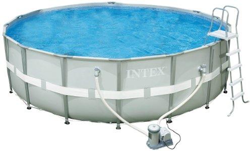 Not so so intex 54957eg 18 foot by 52 inch ultra frame for 18 ft garden pool