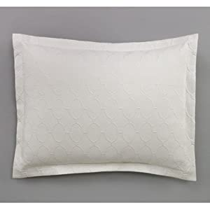 Dwell Studio DwellStudio Pintuck Pearl Standard Pillow Case Pair at Sears.com