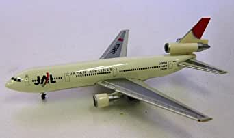 1/500 HERPA JAL Douglas DC-10-40 完成品