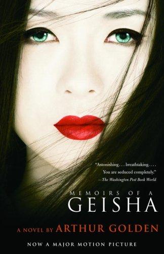 Memoirs of a Geisha (Vintage Contemporaries), ARTHUR GOLDEN