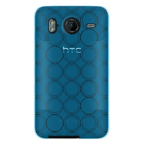 Katinkas Soft Cover For Htc Desire Hd Tube - Blue - Skin - Retail Packaging