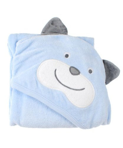Carter's Baby Hooded Towel - 1