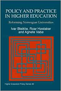 higher education books