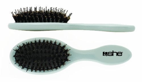 Small Bristle Brush, SHE by SOCAP.USA, Made in Italy (Socap Hair Brush compare prices)