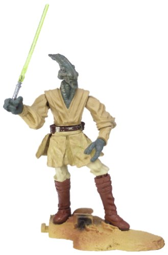 Star Wars Episode II Attack of the Clones Figure: Coleman Trebor (Star Wars Episode 2 Figures compare prices)