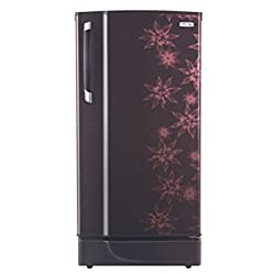 Godrej RD EDGE SX 221 CT 5.2 Direct-cool Single-door Refrigerator (221 Ltrs, 5 Star Rating, Berry Bloom)