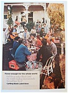 1972-carling-black-label-beer-flavor-original-print-ad-2655