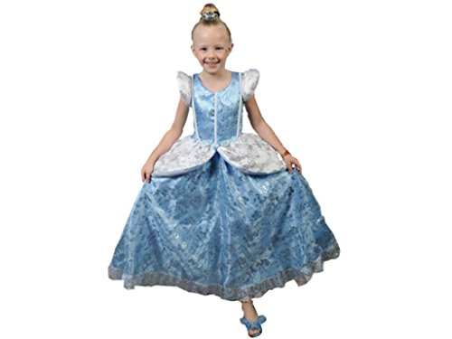 Handmade Princess Costume Women's Cinderella Classic Style Dress Ball Gown
