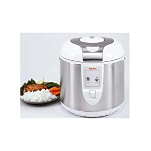 Amazon.com: Aroma 10-Cup Electric Rice Cooker & Food