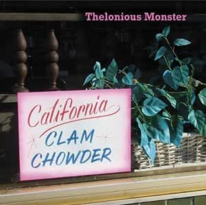 California Clam Chowder