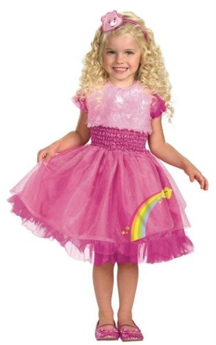Costumes For All Occasions DG40334M Frilly Cheer Bear 3T-4T
