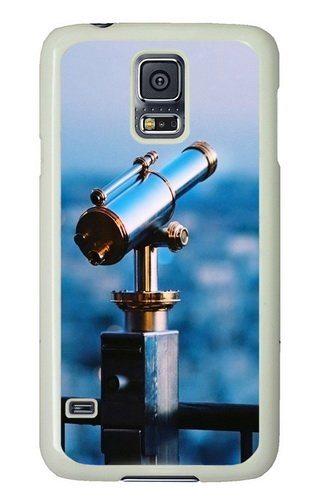 Samsung Galaxy S5 Case And Cover - Astronomical Telescope Pc Hard Case Cover For Samsung Galaxy S5 White