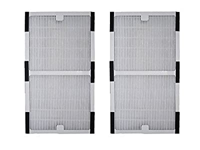 2-PACK Idylis C HEPA Air Purifier Filter replacement for IAP-10-200, IAP-10-280 by Home Revolution