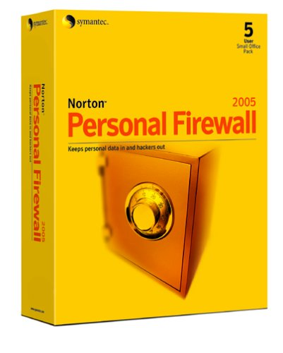 Norton Personal Firewall 2005 Office Pack - 10 Users