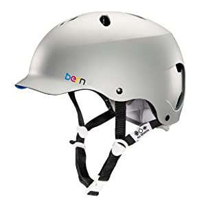 Bern Lenox EPS Brim Ladies Helmet - 2014 by Bern Unlimited