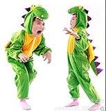 子供恐竜衣装 イベント用 変身 なりきり コスプレ衣装 120cm