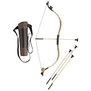 Disney Store Brave Merida Archery Bow and Arrow Costume Accessories Set