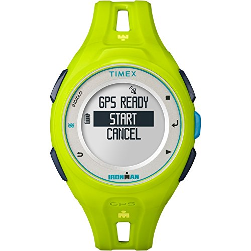 ZWMGP Timex® IRONMAN® Run X20 GPS Watch, Full Size, Lime