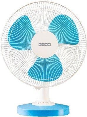 Usha MIST AIR DUOS 400mm Table Fan