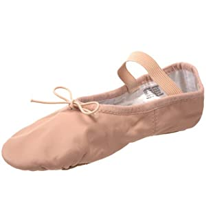 Bloch Dance Dansoft Ballet Slipper (Toddler/Little Kid),Pink,9 D US Toddler