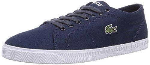 Lacoste MARCEL LCR2, Low-Top Sneaker uomo, Blu (Blau (DK BLU/DK BLU DB4)), 45