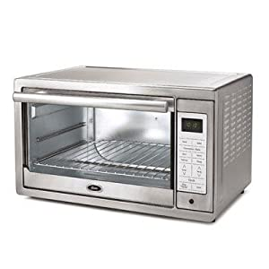 Convection toaster oven for Toaster oven stainless steel interior