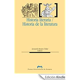 Historia literaria / Historia de la literatura