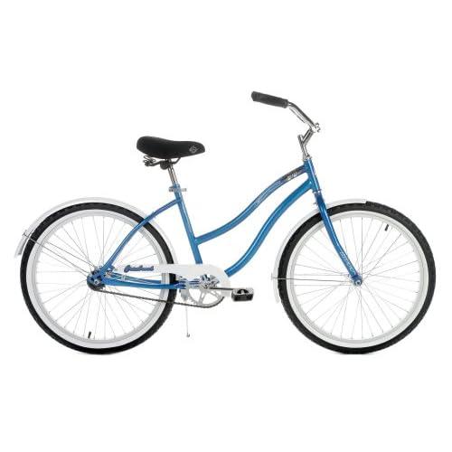 Amazon Com Huffy Cranbrook 24 Inch Cruiser Bike