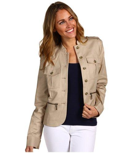 MICHAEL Michael KorsMichael Kors Woman's Khaki Jacket Size 10