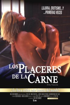 Playboy - Kinky Pleasures (Los Placeres de la Carne) [*Ntsc/region 1 & 4 Dvd. Import-latin America] Spanish Cover