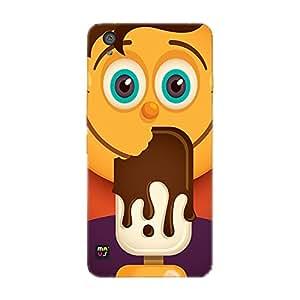 MAUj Boy With Choco Ice Cream Back Cover for OnePlus X