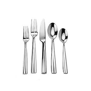 Splendide 917307 cabo 45 piece flatware set silverware flatware sets - Splendide flatware ...