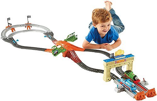 Fisher-Price Thomas Track Master Thomas & Percy's Railway