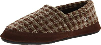 ACORN Men's Tex Moc Slipper