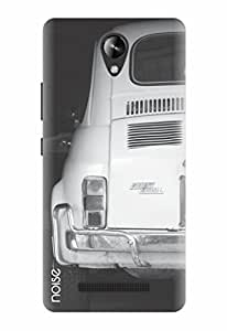 Noise Printed Back Cover Case for Micromax Canvas 6 Pro
