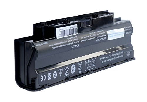 TechOrbits Laptop Battery for Dell Inspiron 13R (N3010) 14R (N4010) 14R (N4110) 15R (N5010) 17R (N7010) M5110 M4110 M501 M503 Series, Vostro 3450 3550 3550n 3750, Fits P/N J1KND 312-0234 383CW YXVK2 W7H3N J4XDH 9TCXN - 3 yearsWarranty (Software For Dell Inspiron 3000 compare prices)