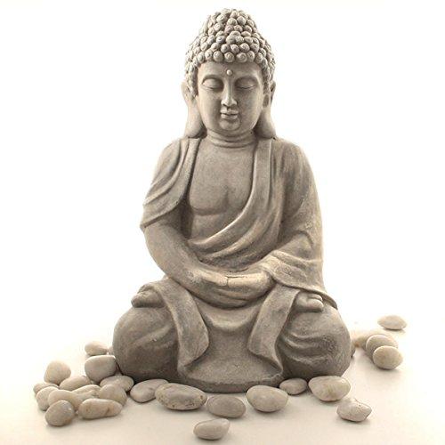 buddha figur garten preisvergleiche erfahrungsberichte. Black Bedroom Furniture Sets. Home Design Ideas