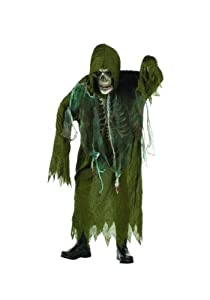 Swamp Creature Monster Costume Child Small (4-6)