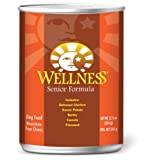 Wellness Senior Chicken and Sweet Potato Canned Dog Food