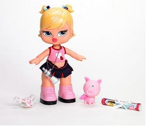 Amazoncom Bratz Babyz Yasmin Doll Toys amp Games