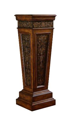 Pulaski Pedestal Table (Accent Pedestal Table compare prices)