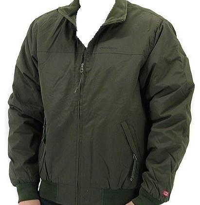 Dickies Mercury 2 Mens Olive Jacket (Dickies): Large