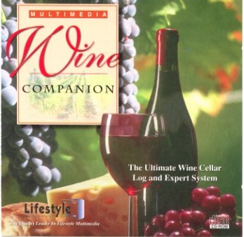 Multimedia Wine Companion: The Ultimate Wine Cellar Log & Expert System