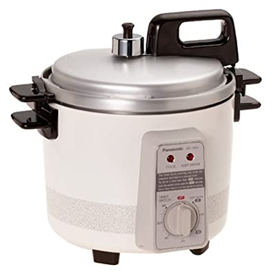 Amazon.com: Panasonic SR-106N Automatic Electronic Pressure Cooker