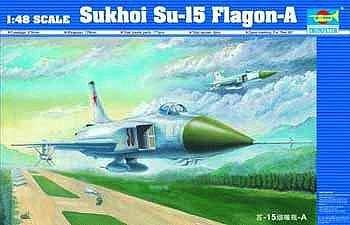 Maquette avion : Sukhoi SU-15 Flagon A